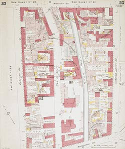 Insurance Plan of The City of Birmingham Vol II: sheet 23